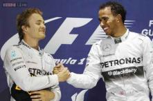 Nico Rosberg out to wreck Hamilton hat-trick bid