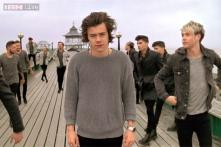 Watch: One Direction morph into each other in their latest music video 'You and I'