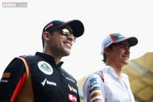 Pastor Maldonado clears the air with Gutierrez after Bahrain GP crash