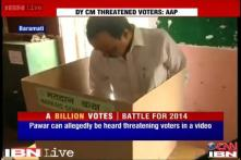 FIR against Pawar for allegedly threatening people to vote for Sule