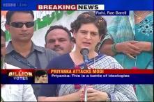 Priyanka Gandhi takes on Modi, says BJP a one-man show