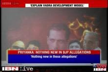 Ready for more such accusations, says Priyanka on Vadra video