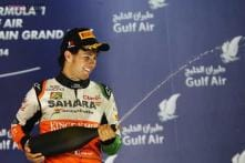 Force India scale the F1 heights