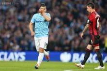 Manchester City beat West Brom 3-1 to boost title hopes