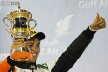Force India on Bahrain GP podium as Sergio Perez finishes third