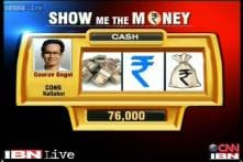 Show Me The Money: Gaurav Gogoi has cash reserves worth Rs 76,000