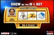 Meira Kumar's assets are over Rs 36.4 crore