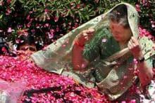 In pics: Sonia Gandhi files her nomination from Raebareli