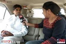 Watch: Akshay Yadav, the new Yadav kid on the block, speak