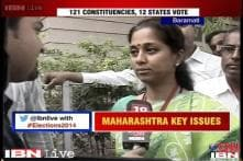 Congress-NCP alliance will continue after polls too: Supriya Sule
