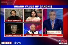 Does the Gandhi family brand name still have political appeal?
