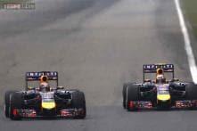 Sebastian Vettel chafes after orders to let Daniel Ricciardo pass