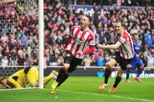 Sunderland out of drop zone after routing Cardiff 4-0