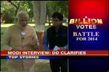 A Billion Votes: Is the row over a Modi's DD interview necessary?