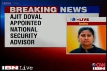 Ajit Doval appointed new National Security Advisor