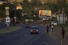 South Africa's ruling ANC takes lead in election