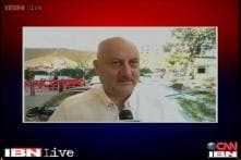 Lot of expectations from Narendra Modi: Anupam Kher