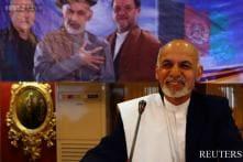 Ashraf  Ghani seeks comeback in marathon Afghan election