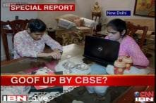 CBSE results: Visually impaired twins, who've scored above 85 in other subjects, given zero in one