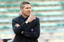 Atletico Madrid have no fear of Real, says Diego Simeone