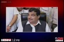 Gadkari takes charge as Road Transport, Highways and Shipping Minister