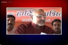 BJP's Giriraj Singh in a row again, asks why all terrorists belong to one community