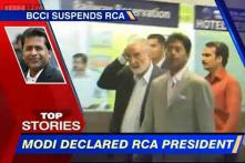 News 360: BCCI suspends RCA over Lalit Modi's election as its president