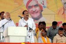 In pics: Political leaders at election rallies