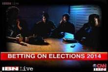 Elections 2014: Bookies give the NDA 317 seats, Modi a favourite