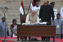 India gets its 15th PM, Narendra Modi era begins, 45 other ministers take oath