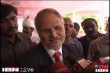 Delhi Lt Governor Najeeb Jung calls on PM Narendra Modi