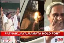 Naveen, Jaya, Mamata: The three CMs who won big despite the Modi wave