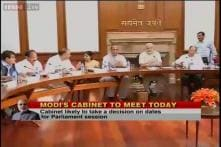 Cabinet to meet today, decision on Parliament session dates likely