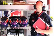 Adrian Newey says he is staying at Red Bull