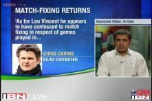 New Zealand's Chris Cairns denies match-fixing allegations