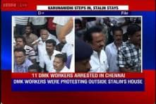 Chennai: 11 DMK workers arrested for attacking media personnel outside Stalin's house