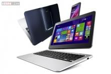 Asus unveils Transformer Book V, a 5-in-1 Windows-cum-Android hybrid device, at Computex 2014