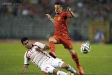 Football World Cup: Belgium head to Brazil on a high after Tunisia victory