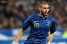 FIFA World Cup: Les Bleus leave for Brazil full of confidence