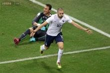 World Cup 2014: France crush Switzerland 5-2 to lead Group E