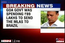 Public outcry forces Goa MLAs to go for FIFA World Cup at their own expense