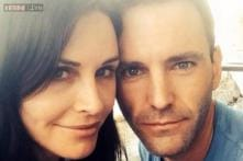 Courteney Cox confirms engagement to Johnny McDaid