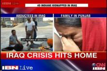 Message conveyed to India that those missing in Iraq are alive: sources