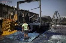 Israel bombs multiple targets in Gaza after rocket attacks
