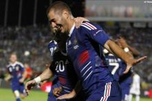 FIFA World Cup: France thrash Jamaica in final warm-up match