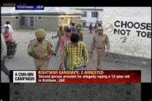 J&K: Two arrested for allegedly raping a 13-year old in Kishtwar