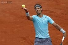Nadal wins again to reach French Open quarters