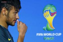 Favourites Brazil set to kick off World Cup 2014 against Croatia