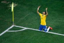 World Cup 2014: Neymar eclipses Pele, Ronaldo on WC debut