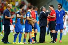 World Cup 2014: Coach Santos rues waste of extra time as Greece exit